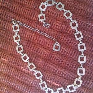 Accessories - Vintage Metal Chain Belt